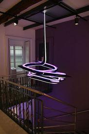 Светильник дизайна Захи Хадид