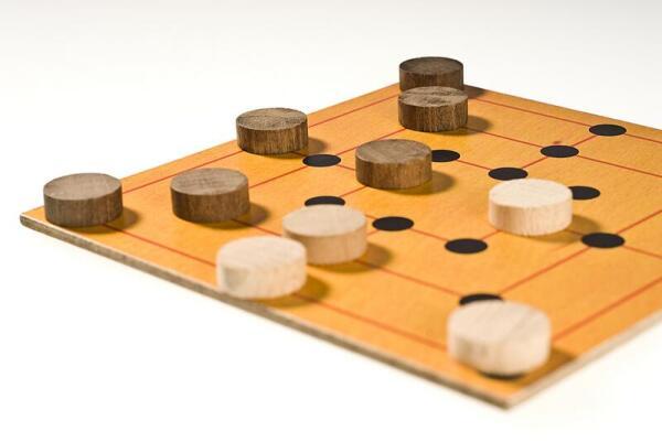 Игра Девять пляшущих мужчин (Мельница)