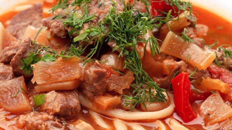 Как не любить узбекскую кухню? Лагман!