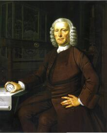 Джон Гаррисон (1693 —1776)