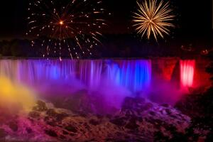 Как посетить Ниагарский водопад?