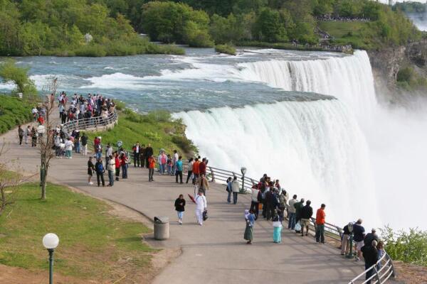 Как посетить ниагарский водопад