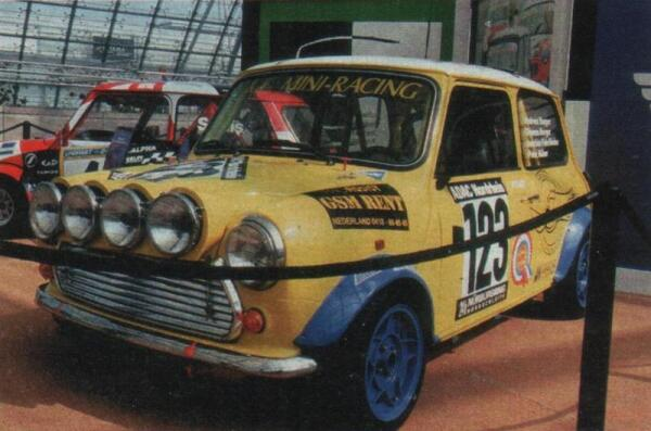 Легендарный победитель ралли Монте-Карло