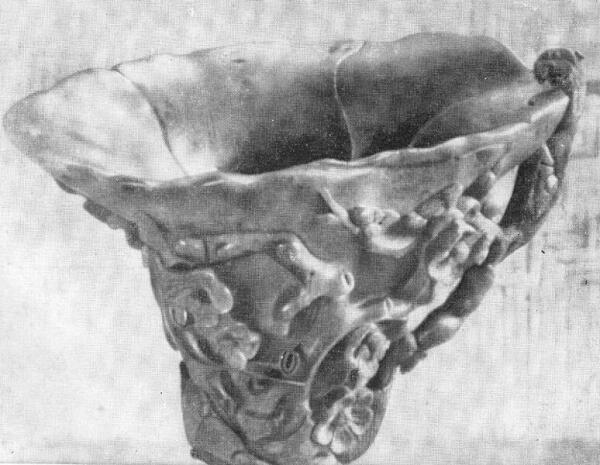 Чаша из рога носорога - лучшее средство от яда?
