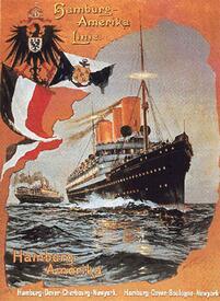 Германия завоевала господство на морях с помощью мирных кораблей