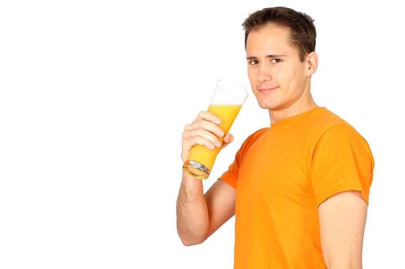 Всем ли можно пить сок?