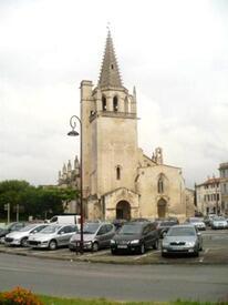 Собор Святой Марты в Тарасконе