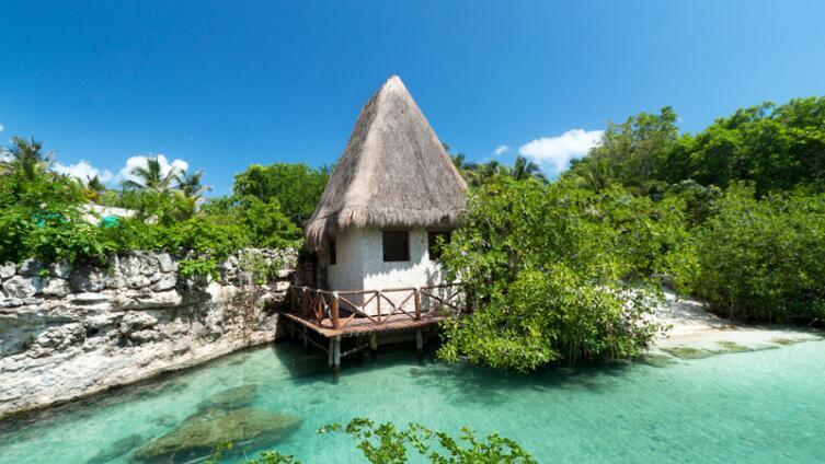 Чем лучшее лучше хорошего? Курорт Гранд Палладиум, Мексика, полуостров Юкатан