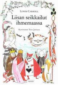 Янссон превосходно иллюстрировала и чужие сказки - например «Алису в Стране Чудес» и «Хоббита»