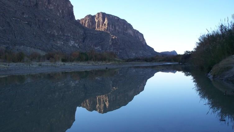 У каньона Святой Елены