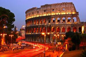 Как провести неделю в Риме за 500 евро? Часть 1