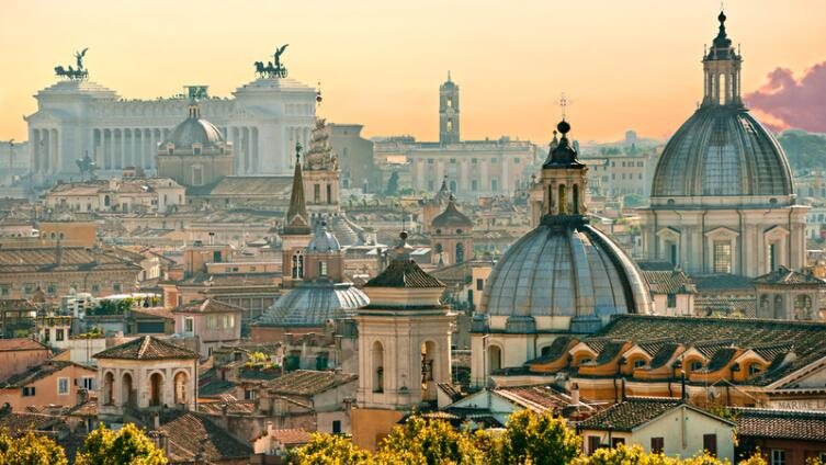 Рим. Какое первое впечатление производит столица Италии?