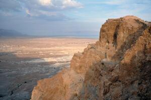 Крепость Масада, дворец Ирода Великого. Как это было?