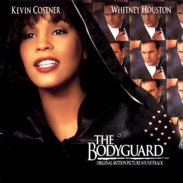 Саундтрек к к/ф «Телохранитель»— самый продаваемый в истории саундтреков.