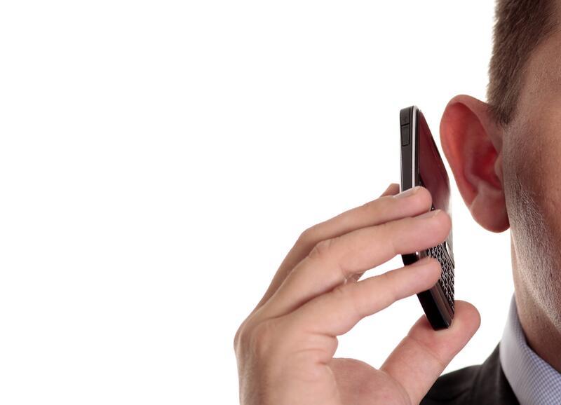 могут ли прослушивать телефон