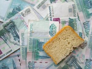 Кого кормит бабушка, отдавая деньги за хлебушек?