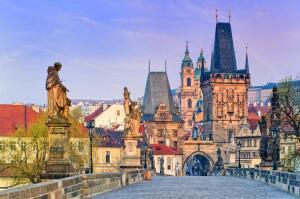 Чехия. Как раствориться среди замков и покоя?