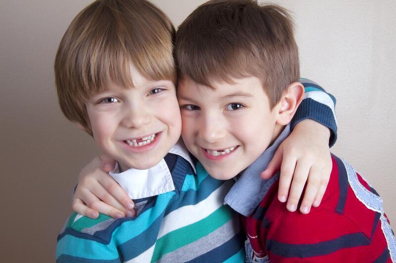 Друзья с детства и на всю жизнь
