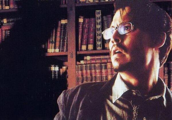 Джонни Депп в поисках «Девятых врат», или Кто иллюстрирует путеводитель в ад?