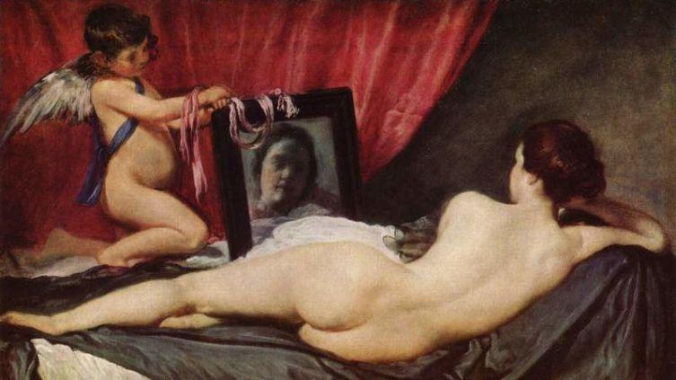 Диего Веласкес, «Венера с зеркалом», ок. 1647—1651 г.