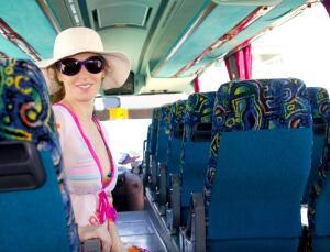 Как бороться с укачиванием в транспорте?