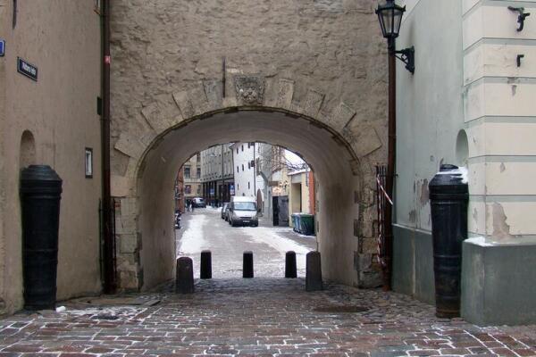 Шведские ворота сегодня