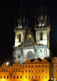 Храм Девы Марии на Старомястской площади