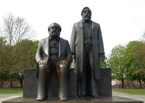 Капитализм и марксизм. Антагонисты или...?