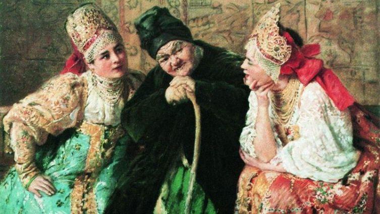 «Сваха» (1900-е гг.)