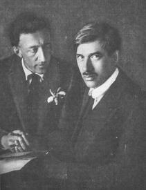 Во время Блоковских чтений 1920 г., на которых Чуковский произносил вступительную речь, из зала пришла записка с просьбой к авторам прочесть поэму