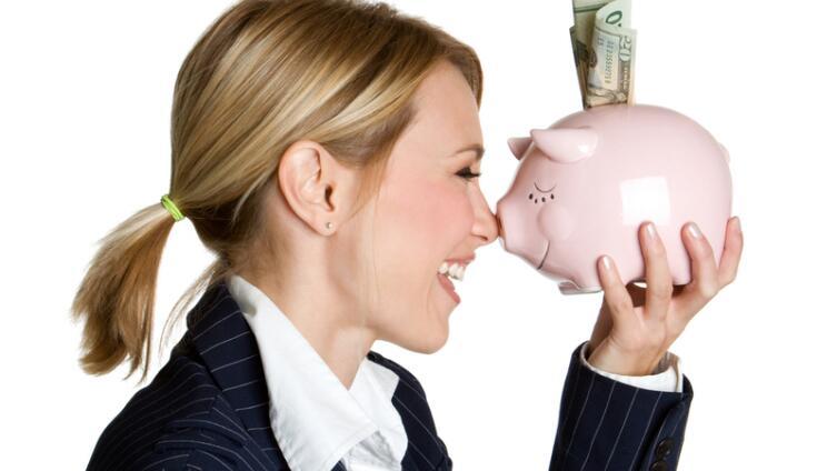 Любят ли деньги женщину?