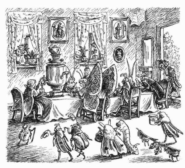 «В этой сказке два праздника: именины и свадьба. Я всею душою отпраздновал оба...»