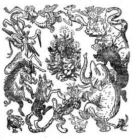 У советской цензуры вызывала сомнения и ёлка, изображенная в «Крокодиле». Новый год еще не был реабилитирован, поэтому ёлку совершенно серьезно считали «предметом религиозного культа»