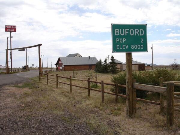 Город Буфорд