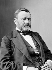 Улисс Симпсон Грант, 18-й  президент США