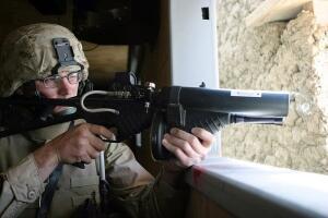 FN 303. Какие задачи решает полицейская пневматическая винтовка?