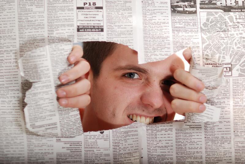 Информационный голод. Что смотрим, что читаем?