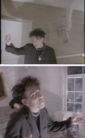 """В клипе """"Lovecats"""" Смит заставляет вспомнить молодого Костю Кинчева"""