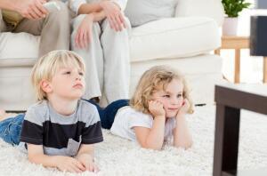 Так ли уж вреден телевизор детям?