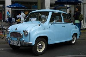 Насколько компактным может быть персональное транспортное средство? Примеры из истории