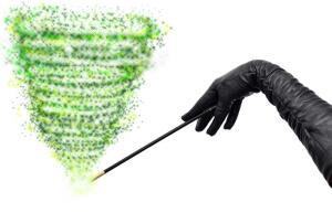 Как сделать волшебную палочку?