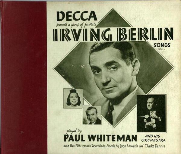 Израэль Бейлин, он же - Ирвинг Берлин родился 11 мая 1888 года