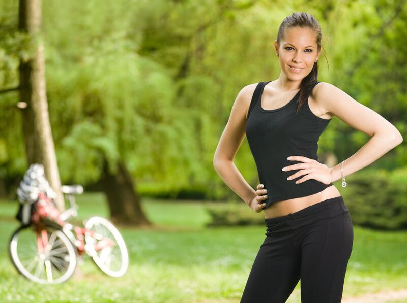 убрать жир живота хулахуп