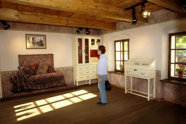 Отчий дом З. Фрейда, сегодня - дом-музей, Чехия