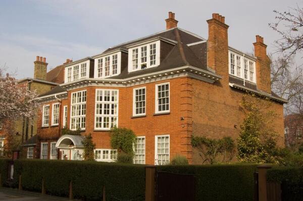 Дом-музей З. Фрейда и его дочери Анны, Лондон, Англия