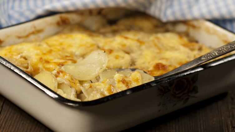 Как запечь картошку в духовке?