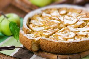 Как испечь яблочный пирог?