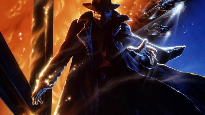 «Человек тьмы»
