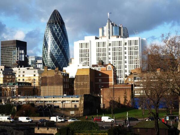 Лондонский Офисный центр