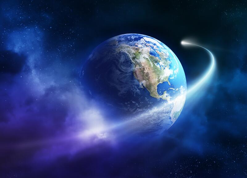 Конец света грядет из космоса?
